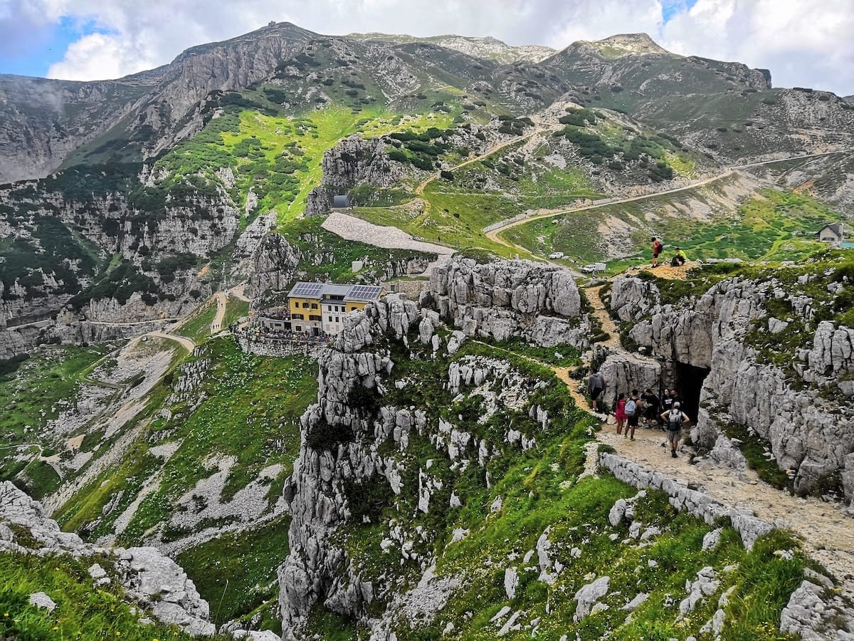 Trekking Map: Top 15 Best Hiking & Trekking Tours in Italy