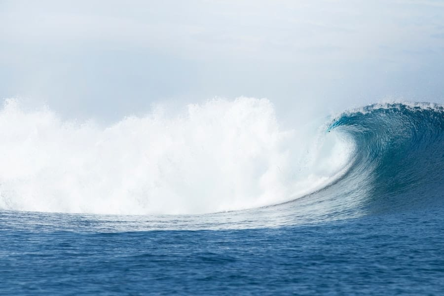 Walking on Clouds: Surfing and Surf Camps in Fiji