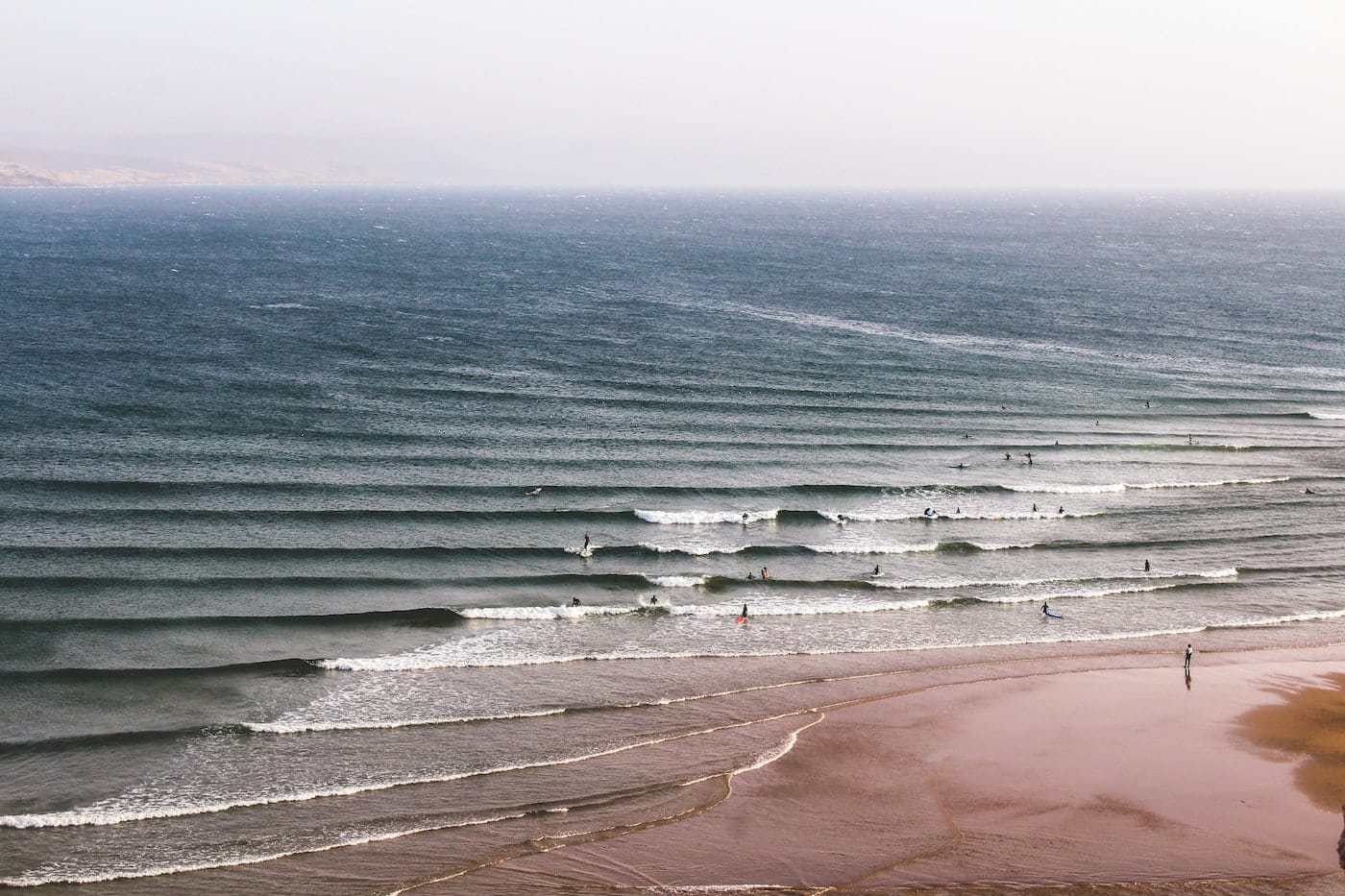 The Santorini of Africa: Surf Camps in Morocco