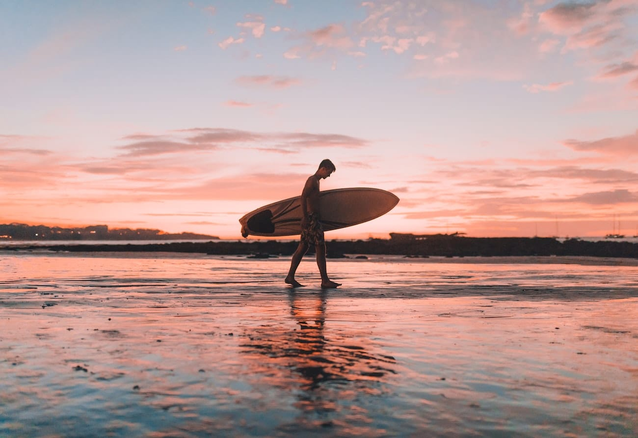 Tamarindo, Costa Rica: An Intro to Surfing and Surf Camps